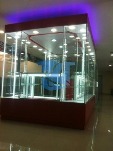 Mall Kiosks for Jewelry