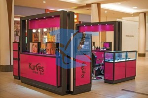 Retail Mall Kiosks