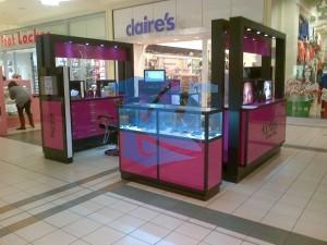 Retail Kiosks 614