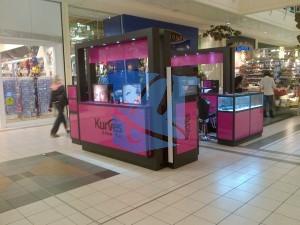 Retail Kiosks 615