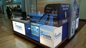 Cell phone kiosk 2