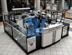 Mall Jewelry Kiosks