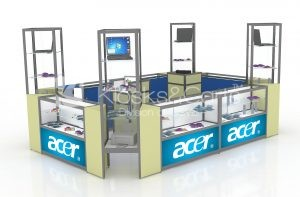 CUSTOM MALL KIOSKS