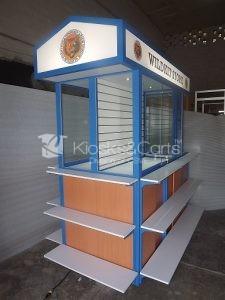 Mall Carts and Kiosks